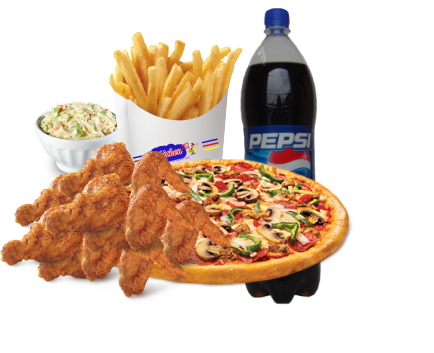 family meal deal image