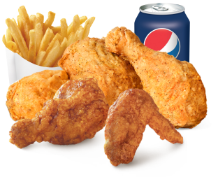 hungry meal image